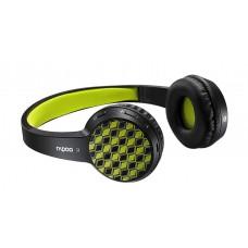 אוזניות RAPOO S100