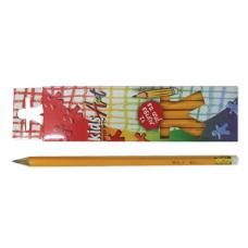 עפרון עם מחק KIDS ART