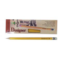 עפרון עם מחק LEONARDO