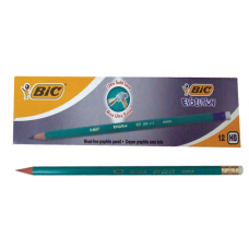 עפרון עם מחק BIC