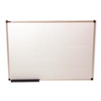 לוח לבן מחיק מגנטי מסגרת אלומיניום