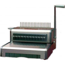 מכונת כריכה בספירל מקצועית  QUPA S-160