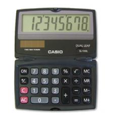 מחשבון כיס SL-100L-W CASIO