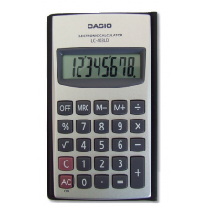 מחשבון כיס LC-403 CASIO