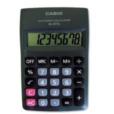 מחשבון כיס HL-815 CASIO