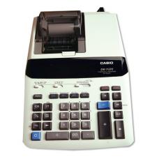 מכונת חישוב סרט DRT-120WE CASIO