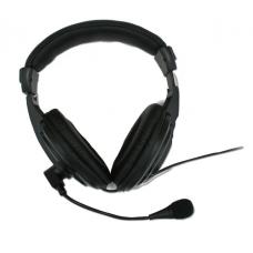 אוזניות עם מיקרופון ווליום DV-75OA