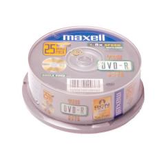 דיסק DVD לצריבה MAXELL