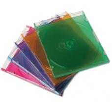 קופסאות צבעוניות ל- CD