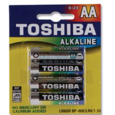 סוללות TOSHIBA AA