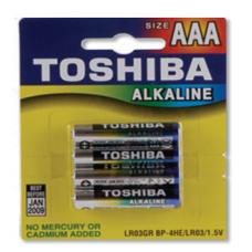 סוללות TOSHIBA AAA