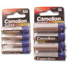סוללות CAMELION AA, AAA