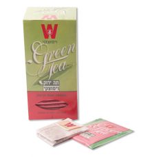 תה ירוק ויסוצקי בתוספת תפוח וקינמון